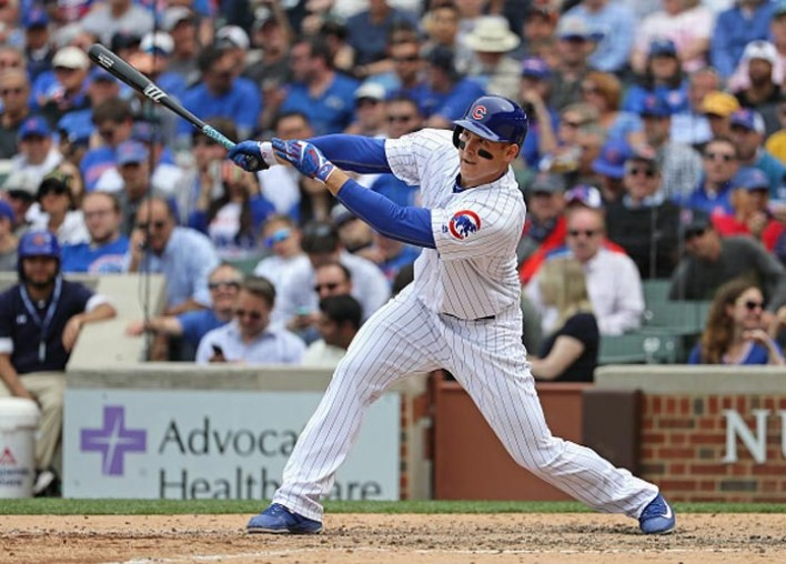 Chicago Cub Anthony Rizzo Calls Make Up Game Vs. Nationals 'A Joke'
