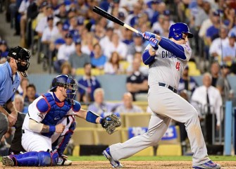Chicago Cubs' First Baseman Anthony Rizzo Pokes Fun At Astros' Cheating Scheme