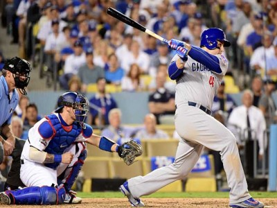 Cubs Rout Dodgers 10-2 To Even NLCS At Two Games Apiece