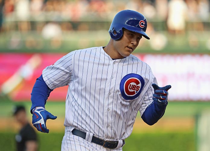 Yankees Acquire All-Star 1B Anthony Rizzo From Cubs