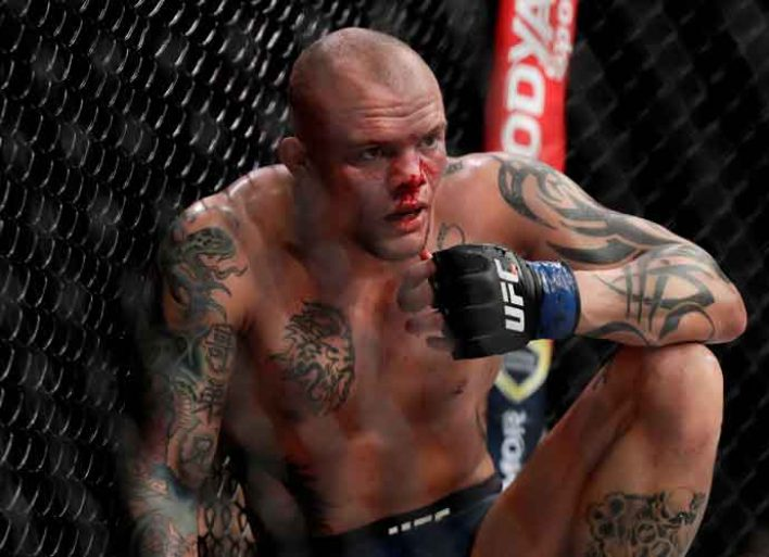 UFC's Anthony Smith Fights Home Intruder; Man Charged With Criminal Trespass