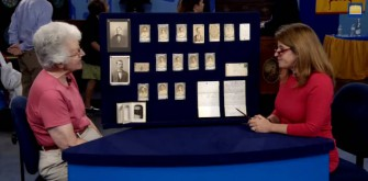 Woman Finds Out Baseball Card Collection Worth $1 Million On 'Antiques Roadshow'
