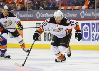 Ducks' Antoine Vermette Ejected, Suspended 10 Games For Slashing Lineman