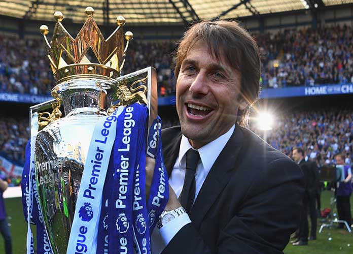 Antonio Conte Wins Manager Of The Year At LMA Annual Awards Meeting: Chelsea Fans React