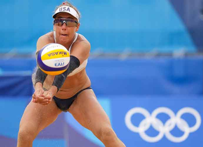 Olympic Beach Volleyball Star April Ross' Biography: In Her Own Words