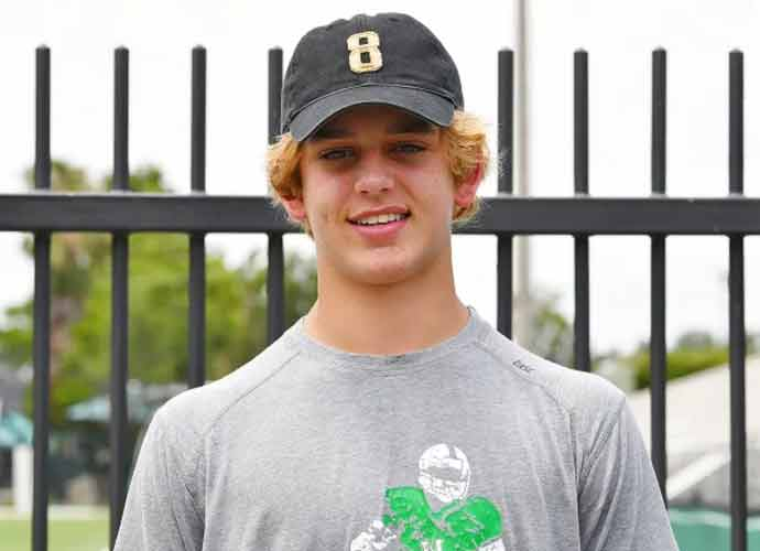 Ole Miss' Coach Lane Kiffin Aggressively Recruiting Eli Manning's Nephew, Arch Manning