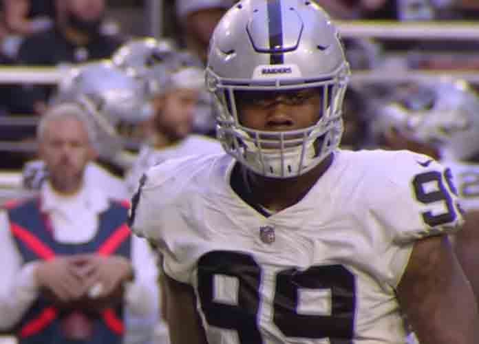 Oakland Raiders' Arden Key Out For Remainder Of Season With Broken Foot