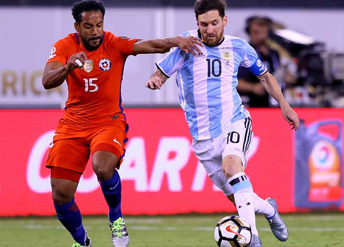 Lionel Messi Suspended For Argentina's Next Four Games After Insulting Official In World Cup Qualifier