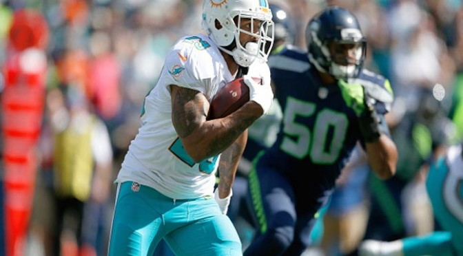 Dolphins' Arian Foster Announces Immediate NFL Retirement After Several Injuries