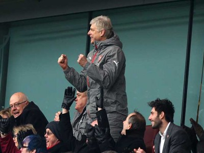 Arsenal Manager Arsene Wenger Not Seeking New Job After Vacancy Opens At Barcelona