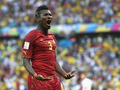 Ex-Sunderland Striker Asamoah Gyan One Of 46 Players Issued Warning By UAE FA For 'Unethical Hair'