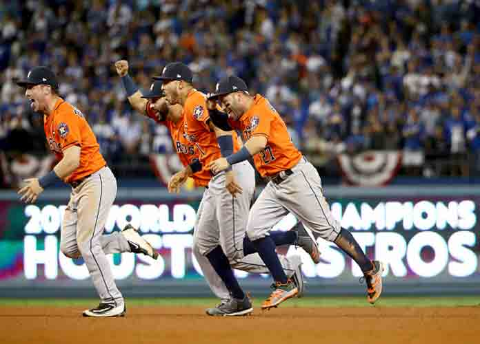 MLB Releases 2018 Spring Training Schedule: Astros Face Nationals In Opener