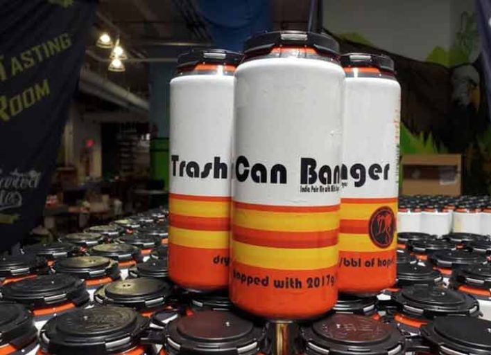 Brewery Takes Jabs At Houston Astros Cheating Scandal With 'Trash Can Banger' Beer
