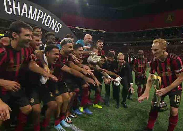 Atlanta United Beats Mexican Team Club America 3-2 To Win Campeones Cup [VIDEO]