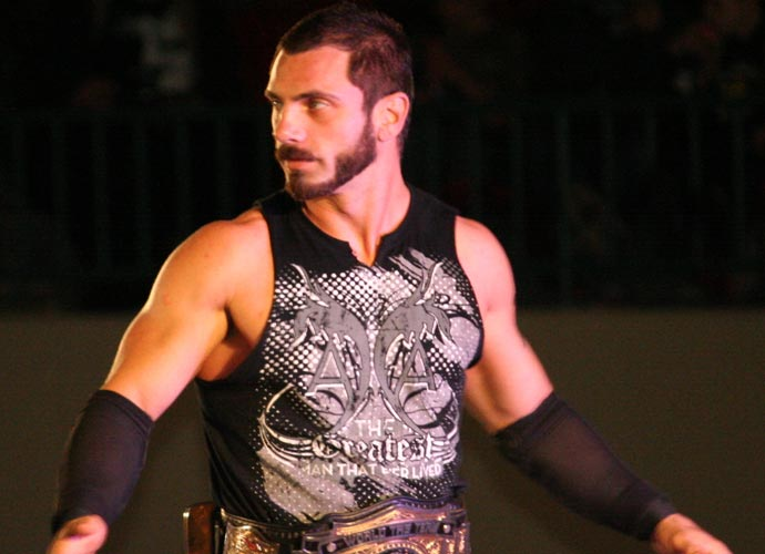 Austin Aries Makes WWE Debut On NXT, Gets Jumped By Baron Corbin