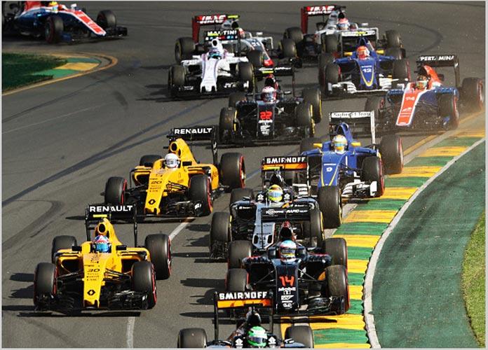 Fernando Alonso Flips Car Following Horrific Crash At Australian GP