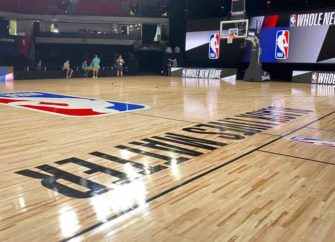 NBA To Have Black Lives Matter Printed On Orlando Courts