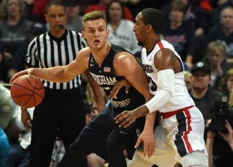 BYU Cougars Drive Past UAB 97-79 In NIT Opener