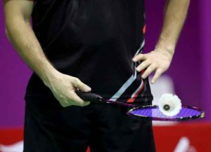 VIDEO: US Paralympic Badminton Player Miles Krajewski On The Meaning Of The Olympics