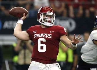 Heisman Trophy Finalists For 2017 Announced: Oklahoma QB Baker Mayfield Leads Field