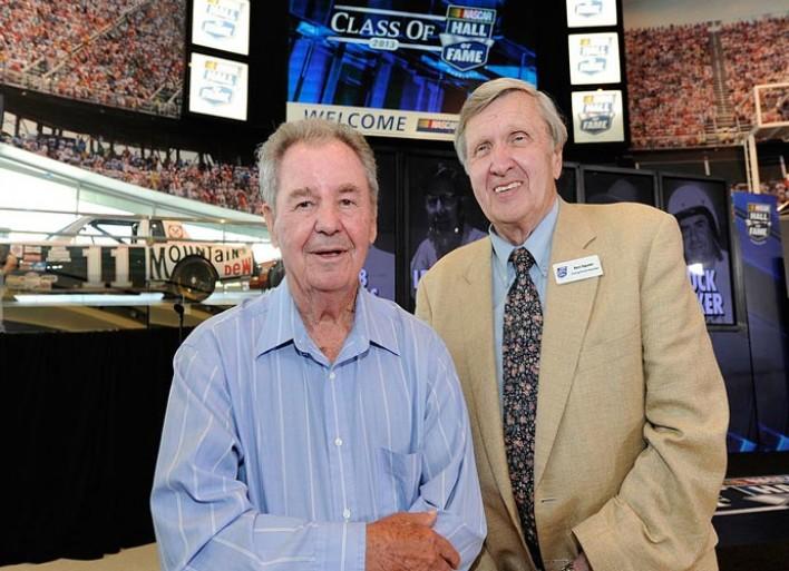 Barney Hall, Legendary Voice Of NASCAR Dies At 83