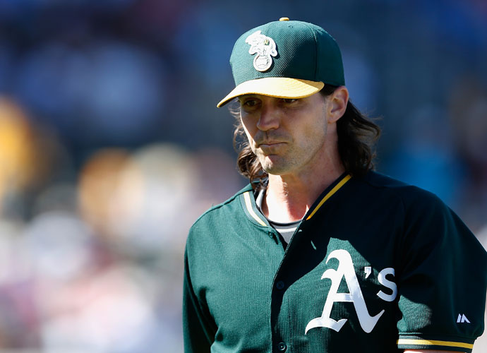 Barry Zito Is Back On Oakland Athletics' Roster