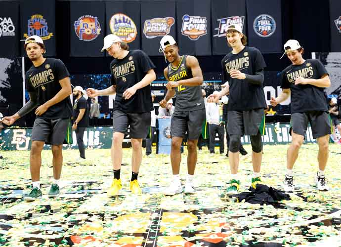 Baylor Ends Gonzaga's Perfect Season & Wins First Men's Basketball National Title