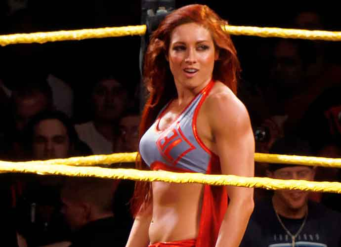 WWE's Becky Lynch Announces Pregnancy On Monday's Raw Event