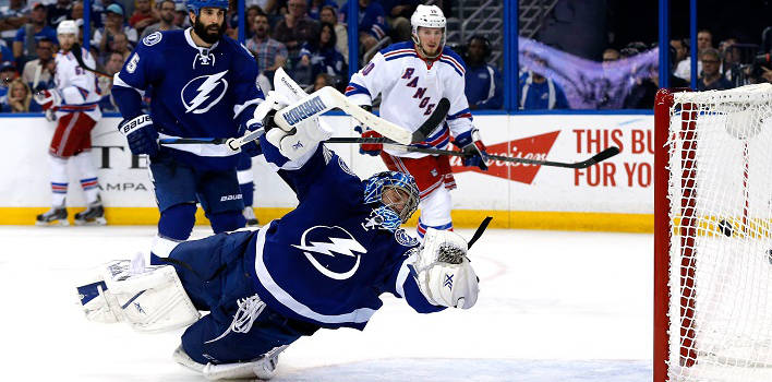 New York Rangers Fight Off Tampa Bay Lightning To Force Game Seven