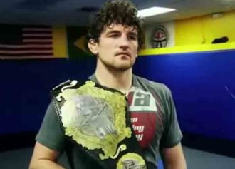 UFC Star Ben Askren, 35, Announces MMA Retirement Due To Hip Injury; Fighters React