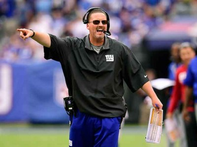 "Giants' Ben McAdoo: Team Is Struggling To ""Finish On A Consistent Basis"""