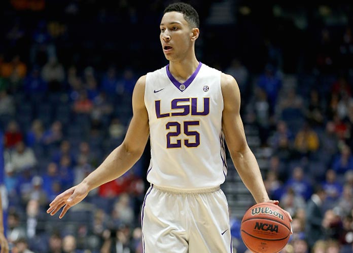 Sixers Rookie Ben Simmons Won't Play This Season Due To Lingering Foot Injury