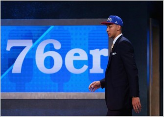 NBA Draft 2016: Sixers Select LSU's Ben Simmons As No. 1 Overall Pick
