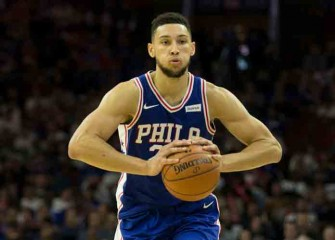 Sixers' Ben Simmons Shoots Rare 3-Pointer In Blowout 143-120 Win Over Lakers [VIDEO]