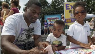 How Do NFL Dads Tackle Fatherhood?