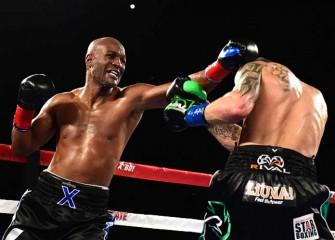 Watch: Bernard Hopkins Knocked Out Of Ring By Joe Smith Jr. In Retirement Fight
