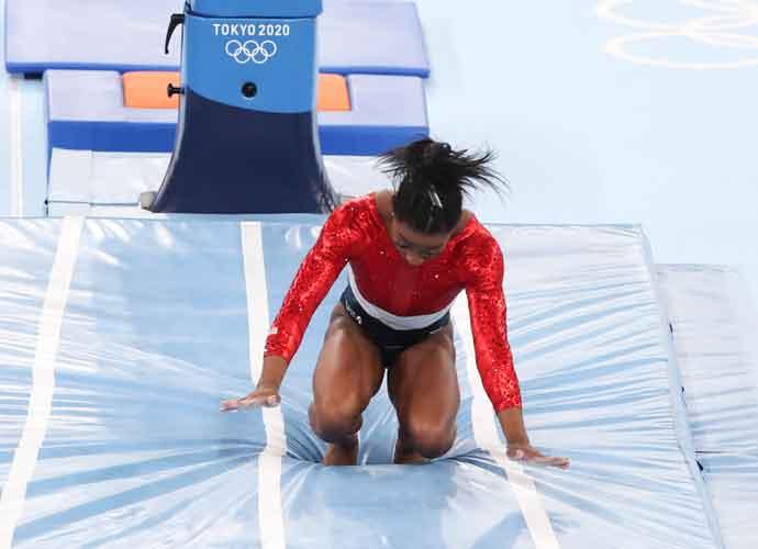 Simone Biles Withdraws From Individual All-Around Gymnastics, Cites Mental Health As Reason