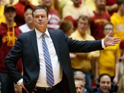 NCAA Views Kansas' Alleged Violations As 'Egregious'