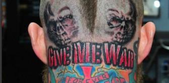 Miami Heats' Birdman Gets Tattoo On The Back Of His Head
