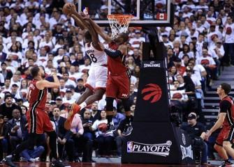 Raptors Top Heat 116-89 In Game 7 To Make First Conference Finals In Franchise History