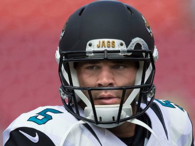 Blake Bortles Implodes In Jaguars' Jarring Loss To Chiefs
