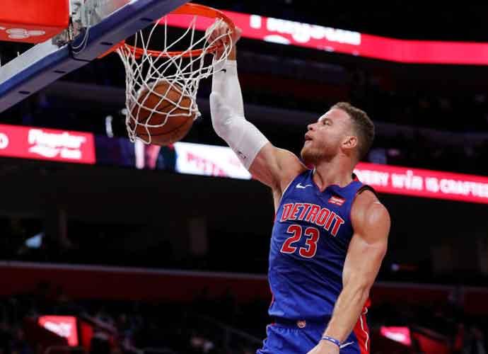 Brooklyn Nets Sign Blake Griffin