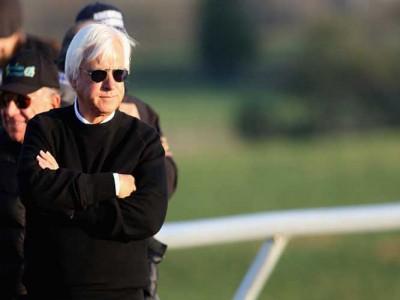 Bob Baffert Will Miss Kentucky Derby But Visit Favorite Horse Silver Charm