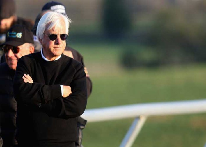 2 Horses Trained By Bob Baffert Test Positive For Banned Substances