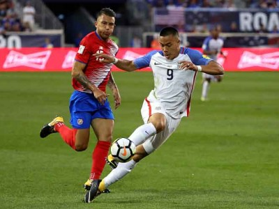 Watch: Bobby Wood's Late Goal Saves USA, Gives MNT 1-1 Tie Vs. Honduras In World Cup Qualifier