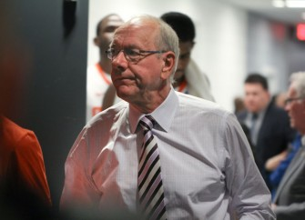 NCAA Upholds Nine-Game Ban For Syracuse Coach Jim Boeheim