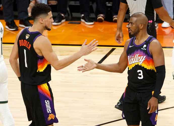 Chris Paul Signs $120 Million Deal With Phoenix Suns