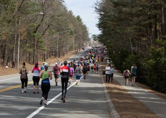 Adidas Apologizes For Insensitive Email Stating Runners 'Survived' 2017 Boston Marathon