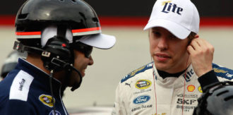 Brad Keselowski Wins Second Race In A Week At Food City 500