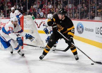 Canadiens Lose Fifth Straight Game, Bruins Win Big In Montreal